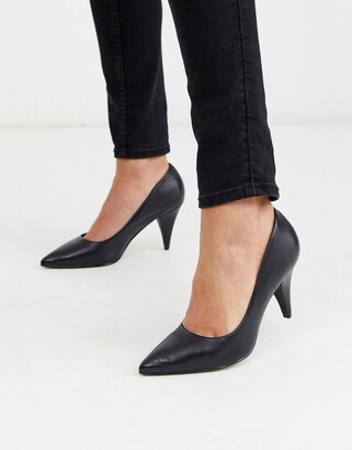 Aldo pointed heeled shoes