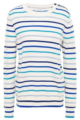 Chinti and Parker Chinti & Parker Striped Cashmere Sweater