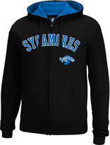 Men's J. America Indiana State Sycamores College Cotton Full-Zip Hoodie