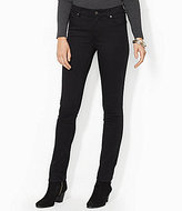 Lauren Ralph Lauren Super-Stretch Slimming Heritage Straight Jeans