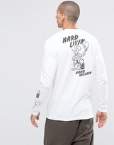 Edwin Hard Livin' T-Shirt