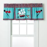 Pem America Pirate's Treasure Valance - 70'' x 20''