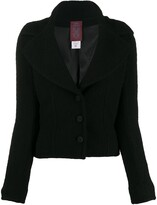 Thumbnail for your product : John Galliano Pre-Owned 1990s Boucle Yarn Jacket