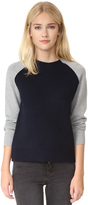 Current/Elliott The Colorblock Sweater