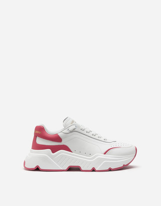 Dolce & Gabbana Nappa Leather Daymaster Sneakers