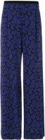 Christian Wijnants Patos trousers - women - Silk Crepe - 36