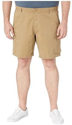 Dockers Big Tall Cargo Shorts (New British Khaki) Men's Shorts