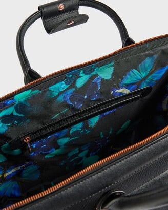 Ted Baker Tbw5006 Small Trolley Duffle Case