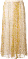 Mes Demoiselles floral-print skirt - women - Cotton/Viscose - 38