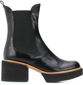 Paloma Barceló Mardi 70mm calf-length boots