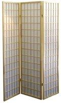 ORE International R531 3-Panel Room Divider
