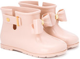 Mini Melissa bow detail boots