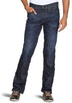Salsa Men's Straight Fit Jeans - - 30/34 (Brand size: 30/34)