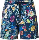 Etro Bañador floral swim shorts