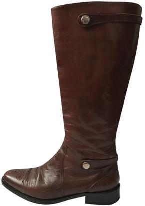 Melvin & Hamilton Melvin&hamilton Brown Leather Boots