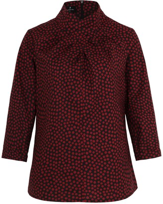 Marianna Déri Fiona Blouse Dotted