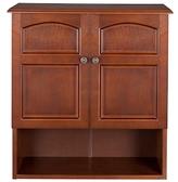 Elegant Home Fashions Martha Wall Cabinet