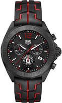 Tag Heuer CAZ101J.FT8027 Formula 1 Manchester United steel watch