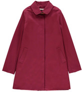 Sessun Sale - Gloria Trench with Peter Pan Collar