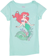 Jerry Leigh Frost Mint Floating Ariel Short-Sleeve Tee - Toddler & Girls