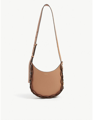 Chloé Darryl grained leather hobo bag