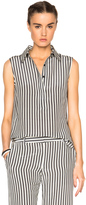 Jenni Kayne Sleeveless Henley Top