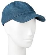 Mossimo Women's Chambray Baseball Hat