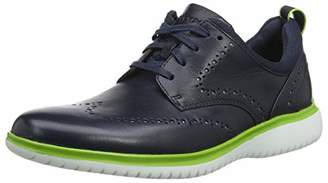 Rockport Men's Dressport 2Fast Marathon Shoe Derbys, Blue (New Dress Blues), 40.5 EU