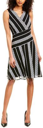 Donna Karan A-Line Dress