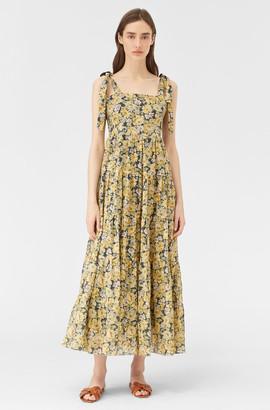 Rebecca Taylor La Vie Serena Fleur Tank Dress