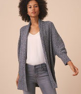 LOFT Lou & Grey Drop & Roll Cardigan
