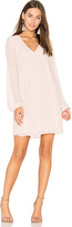 BCBGeneration Bow Dress in Pink