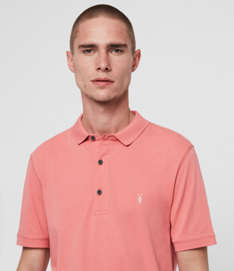 AllSaints Cooper Polo Shirt
