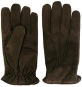 Lardini cashmere lined gloves