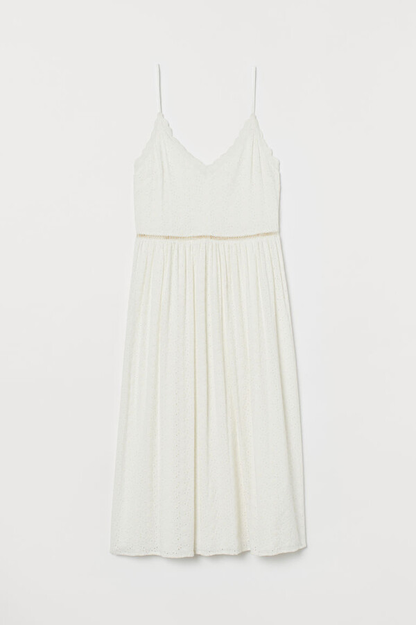 Thumbnail for your product : H&M Broderie anglaise dress