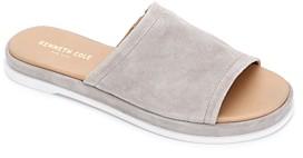 Kenneth Cole Women's Leighten Slide Sandals