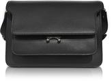 Marni Black Leather Trunk Bag