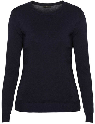 Cue Round Neck Long Sleeve Knit