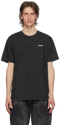 Neighborhood Black ID Logo Pocket T-Shirt