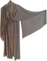 Saint Laurent Grey Dress