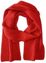 Williams Cashmere Men's Cashmere Solid Knit Scarf
