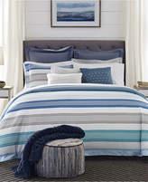 Tommy Hilfiger Westbourne Stripe Reversible Full/Queen Comforter Set Bedding