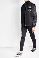 Fendi Down Filled Jacket with Mink Fur