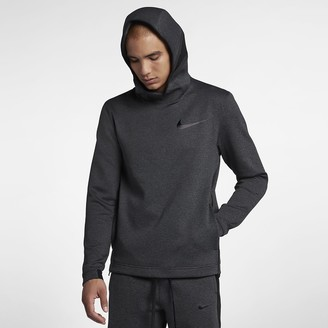 Nike Men's Pullover Basketball Hoodie Therma Flex Showtime
