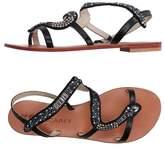 Xc-Xacaret Toe post sandal