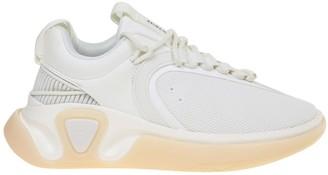 Balmain Sneakers B Runner In Nylon Color White