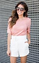 Ily Couture Everyday Tee - Sandstone