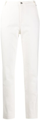 A.P.C. High-Rise Fitted Trousers