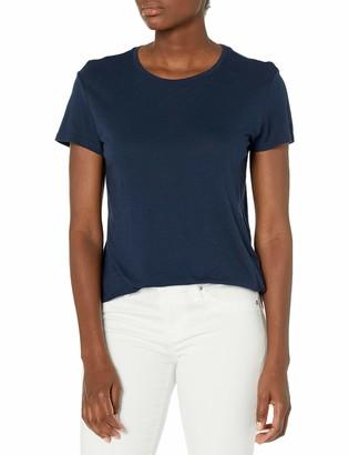 Splendid Women's Crewneck Short Sleeve Tee T-Shirt