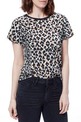 Paige Ellison Leopard Print T-Shirt